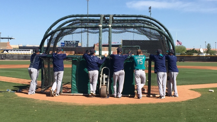 Mariners ST Cage Wide